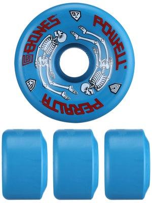 Powell G-Bones Wheels  Blue