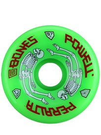 Powell G-Bones Wheels  Green