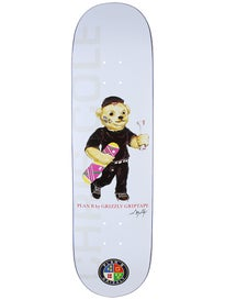 Plan B x Grizzly Cole Deck  8.5 x 31.625