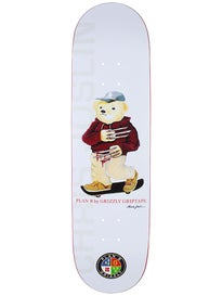 Plan B x Grizzly Joslin Deck  8.375 x 32