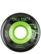 Powell Gravel Grinders Wheels Green
