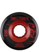 Powell Gravel Grinders Wheels Red