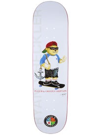 Plan B x Grizzly Sheckler Deck  8.25 x 31.5