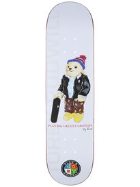 Plan B x Grizzly Pudwill Deck  7.875 x 30.875