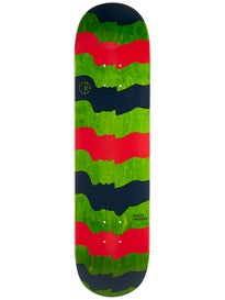 Polar Halberg Some Noses Black/Red LG Deck 8.25 x 31.75