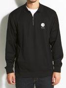 Polar Half Zip Reflective Sweatshirt