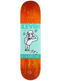 Polar Rodrigues Punch Out Green Deck 8.0 x 31.875