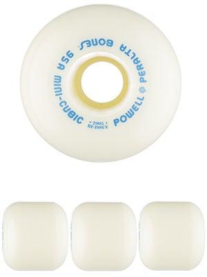 Powell Mini-Cubic White Wheels