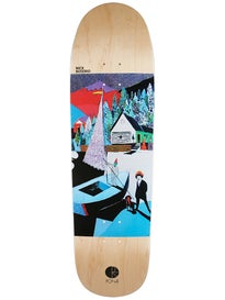 Polar Boserio Rainbow Valley DUDE Shape Deck 9 x32.125