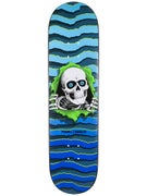Powell New School Ripper Blue/Green Deck  8.25x32.5