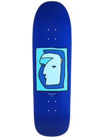 Polar Alv Self Portrait 90s Shape Deck\ .25x32.25