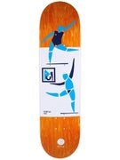 Polar Alv Two Figures One Painting Deck 8.125 x 31.75