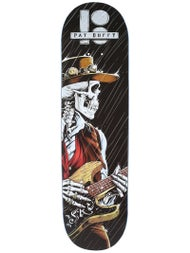 Plan B Duffy The Sky Is Crying Blk Ice Deck 8.25 x 31.5