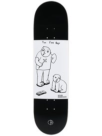 Polar Rodrigues Two Fine Boys Deck 8.125 x 32