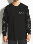 Polar Reflective Racing Longsleeve T-Shirt