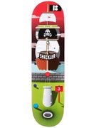 Plan B Sheckler Hole In One Pirate Ship Deck 8.25x31.75