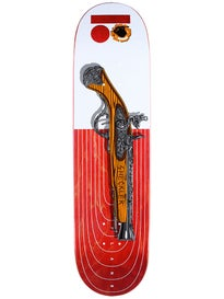Plan B Sheckler Heat Deck 8.0 x 31.75