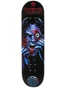 Plan B Sheckler Ripper Blk Ice Deck 8.25 x 31.75