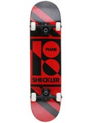 Plan B Sheckler Split Mini Complete 7.625 x 30.5