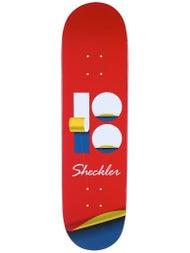 Plan B Sheckler Wrap Deck 8.25 x 31.5