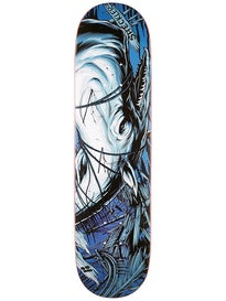Plan B Sheckler White Whale Deck 7.75 x 31.25