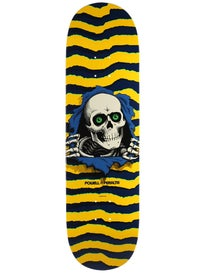 Powell Ripper Popsicle Yellow Deck 8.5 x32