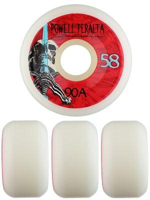 Powell Skull & Sword 90a Wheels