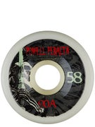 Powell Skull & Sword 90a Wheels