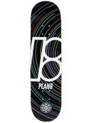 Plan B Spin Blk Ice Deck 8.0 x 31.75
