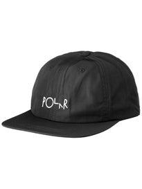 Polar Script Logo Strapback Hat