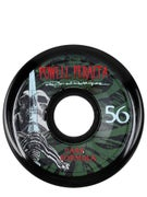 Powell Skull & Sword P.F. Wheels Black