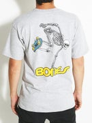 Powell Skateboarding Skeleton T-Shirt