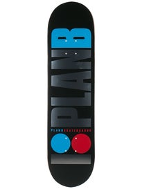Plan B Team B Foil Deck 8.0 x 31.75