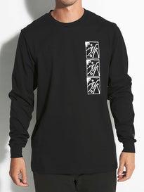 Polar Three Faces Longsleeve T-Shirt