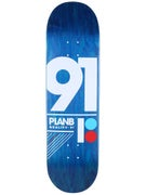 Plan B Team 91 B Deck 8.75 x 33