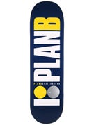 Plan B Team OG Navy Deck 8.7 x 33