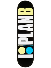 Plan B Team OG Neon Deck 7.75 x 31.25