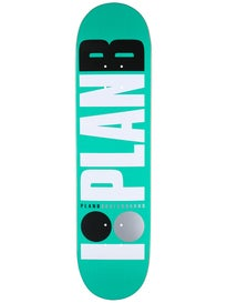 Plan B Team OG Green Deck 7.75 x 31.25