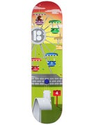 Plan B Pudwill Hole In One Carnival Deck 7.75 x 31.25