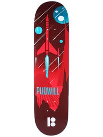 Plan B Pudwill Light Years Deck 8.0 x 31.625