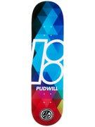 Plan B Pudwill Prism P2 Deck 8.0 x 31.75