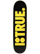 Plan B Team True Black Deck 8.375 x 31.125