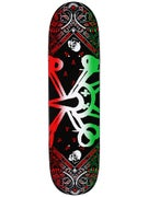 Powell Vato Rat Bandana Green Deck  8.125 x 31.25