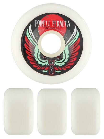 Powell Bombers 85a Wheels  White