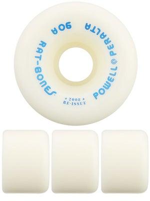 Powell Rat Bones Wheels  White