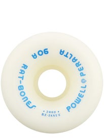 Powell Rat Bones Wheels  White