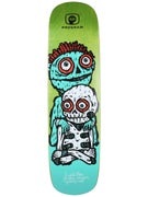 Program Conspire Teal Deck  8.5 x 32.375