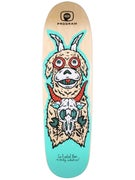 Program Goat Skull Natural Deck  8.875 x 32.5