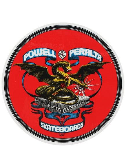 Powell Peralta Banner Dragon Sticker