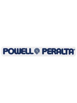 Powell Peralta Strip Sticker  Blue